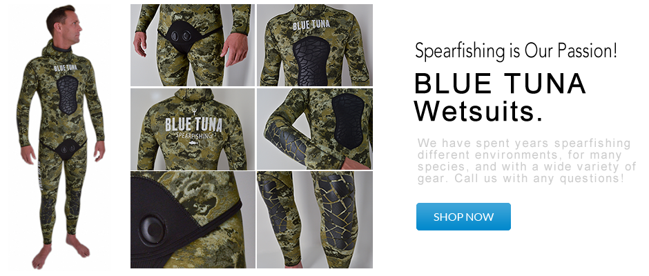 Blue Tuna Wetsuits