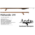 ANDRE SPEARGUNS 144 MIDHANDLE ET